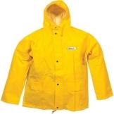 Ocean® Regenjacke Off-shore Budget 18-20, PVC 460g, Größe:M; Farbe:gelb - 1